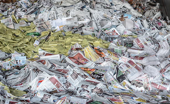 Recycle Paper | Phoenix Recycling | Garland, TX