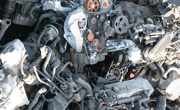 Recycle Car Parts | Phoenix Recycling | Garland, TX
