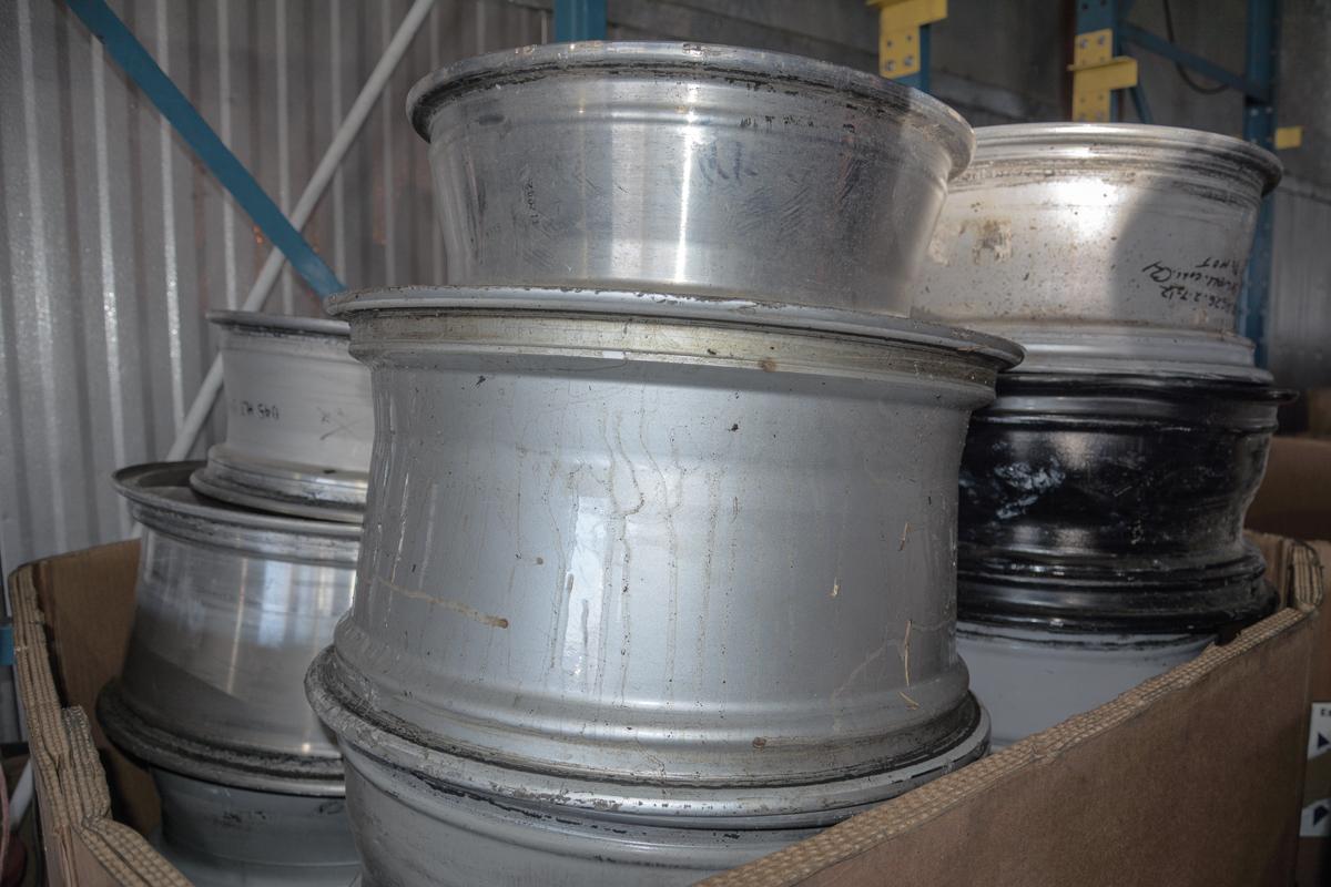Aluminum Auto Wheels