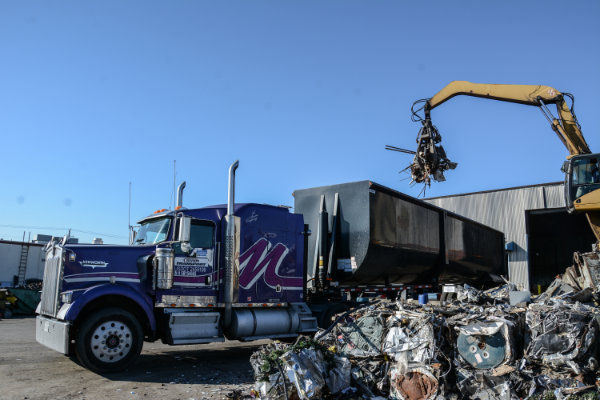 Phoenix Recycling | Scrap yard in Garland, TX